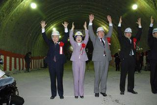 3月22日 栗子トンネル.JPG
